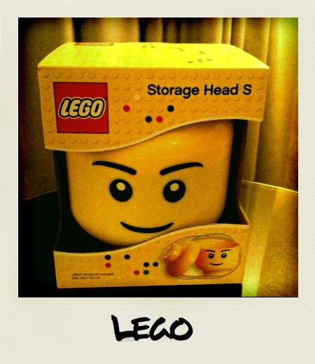 Lego boite de rangement