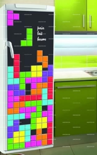 Un Tetris Sur Votre Frigo Vintage And Toys