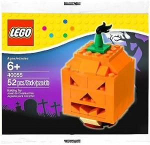 Lego Pumpkin